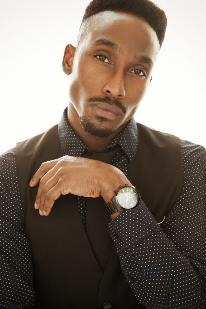 Men's Portraits, Felicia Reed Photograpy, GQ