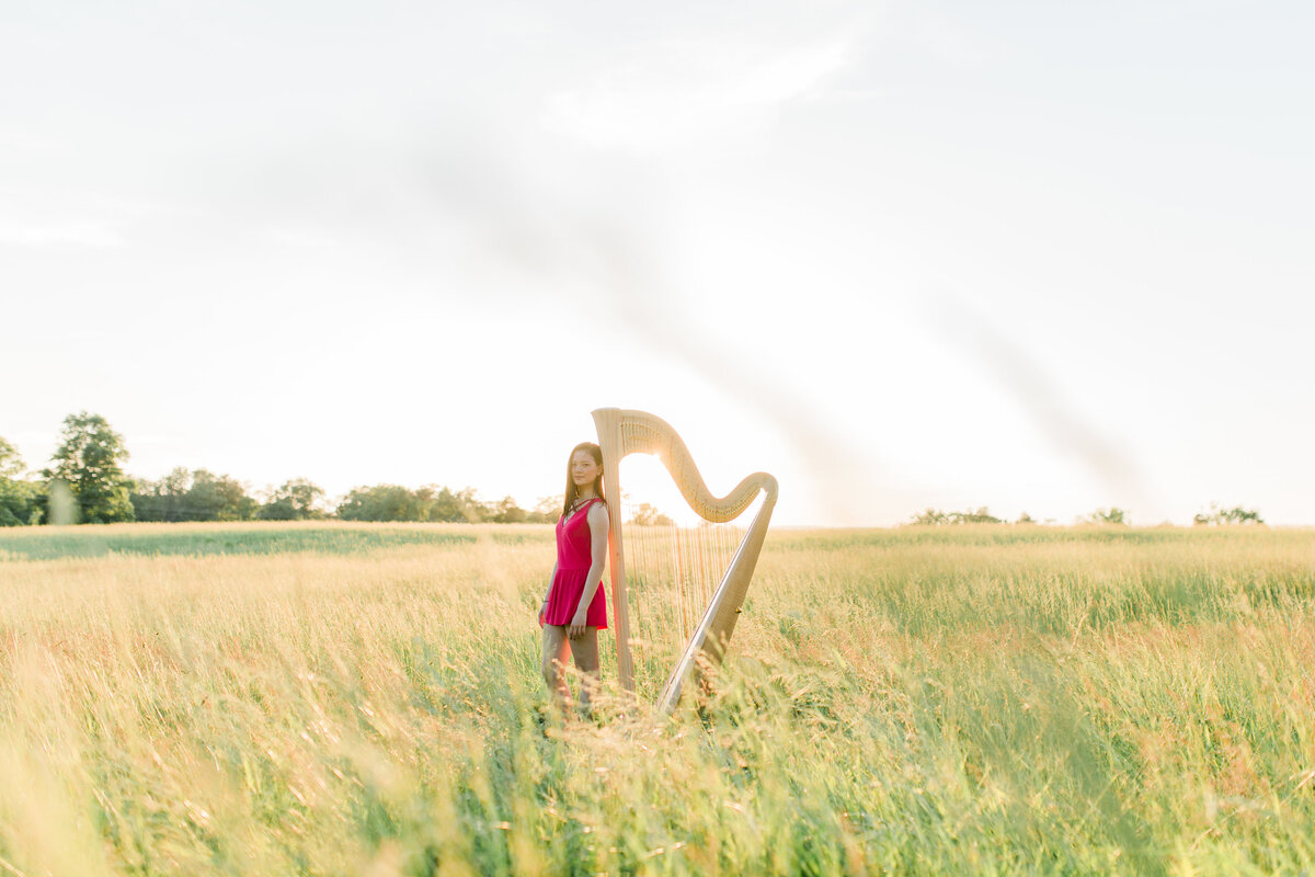 Virginia_Senior_Session_Musician_Harp_Photography_Angelika_Johns_Photography-9474