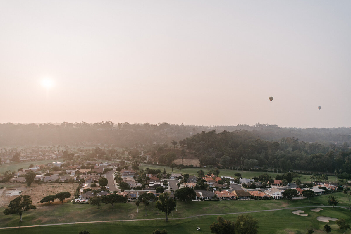 Hot Air Balloon Elopement Marie Monforte Photography-173