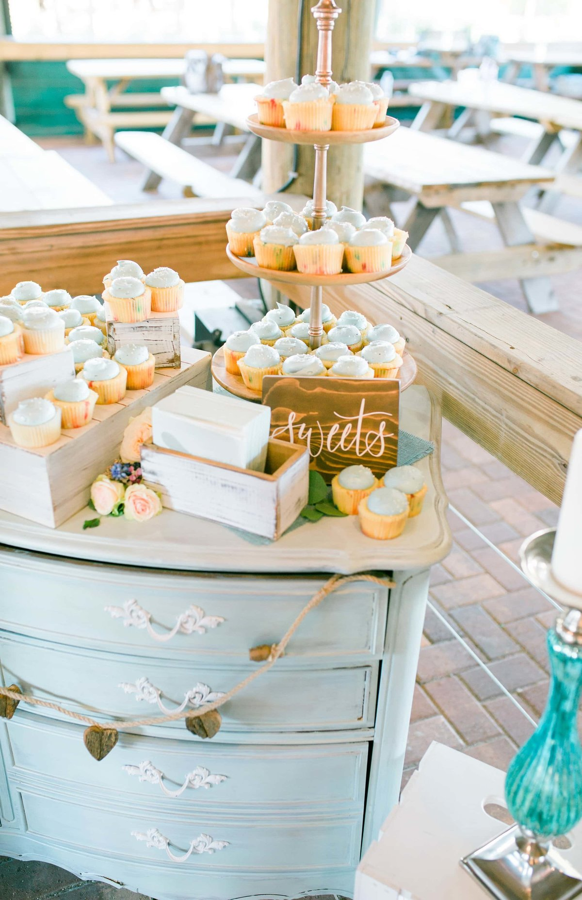 wedding dessert table sign sweets