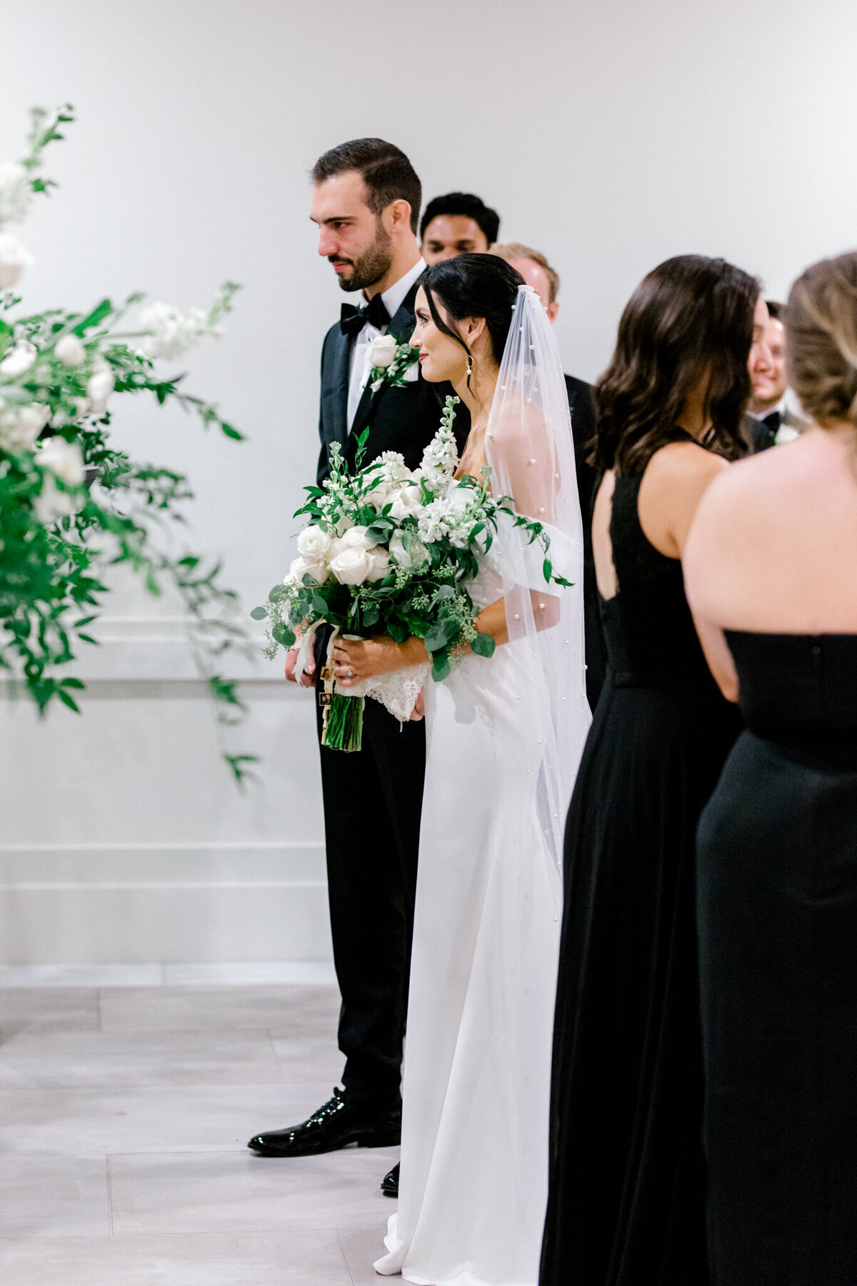 Hope & Zack's Wedding at the Carlisle Room | Dallas Wedding Photographer | Sami Kathryn Photography-52