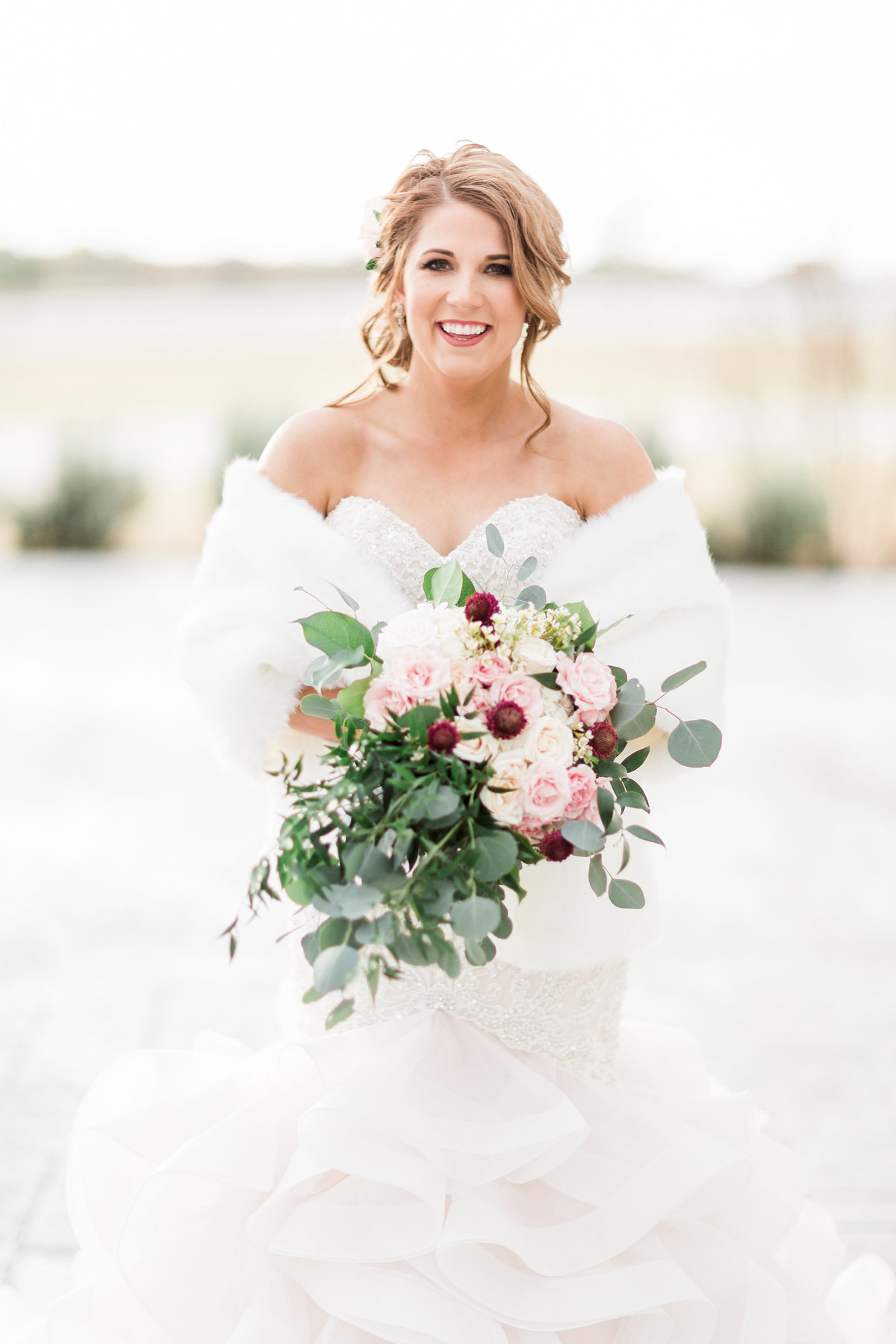 Aubry Texas Milestone Walters Wedding Estates Photography