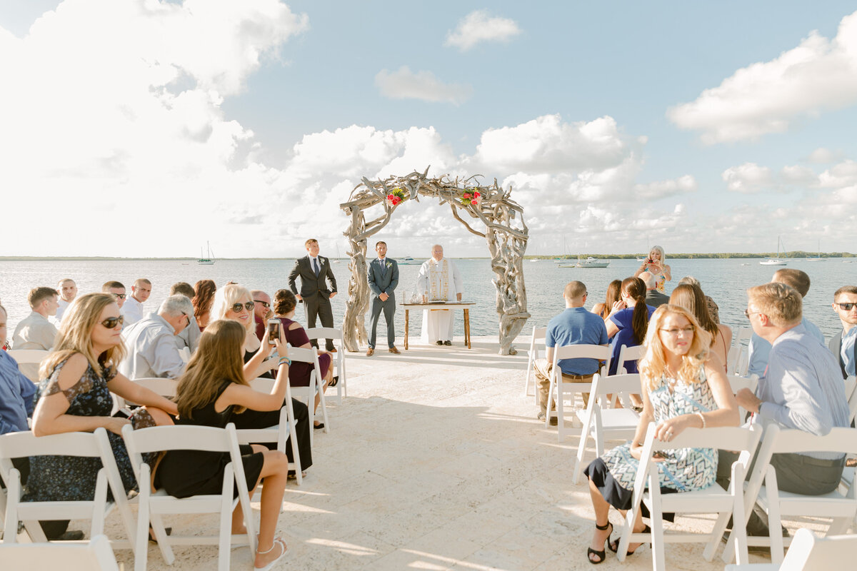Wedding in Key Largo, Florida 40