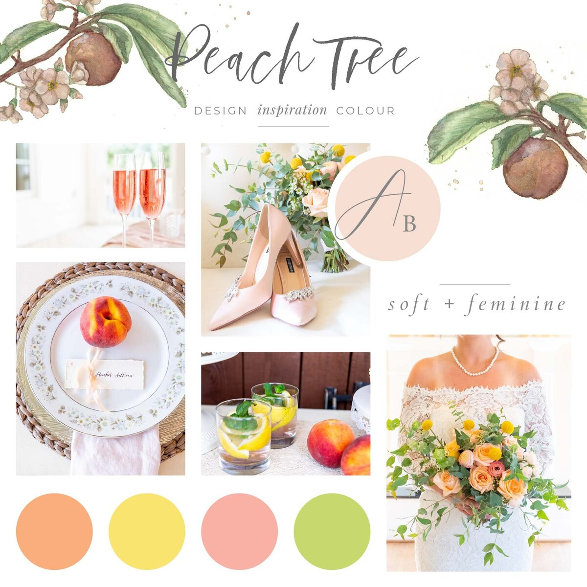Moodboard_Peach Tree
