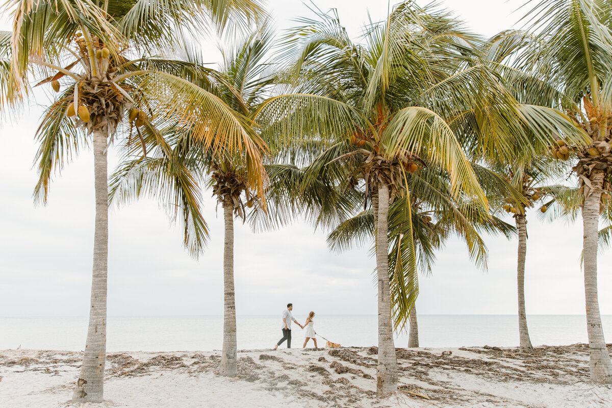 Crandon Beach Engagement Photography Session 26