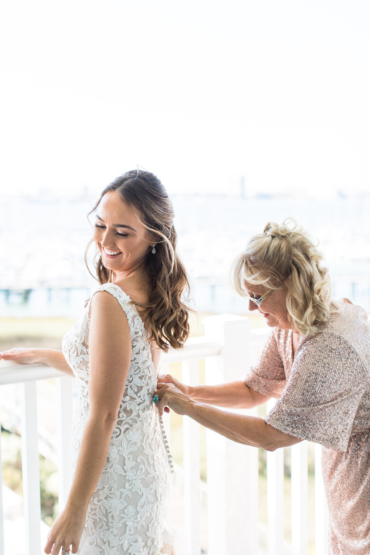 Hannah and Alex - Charleston Harbor Resort & Marina - Bride Getting Ready -0E2A0902