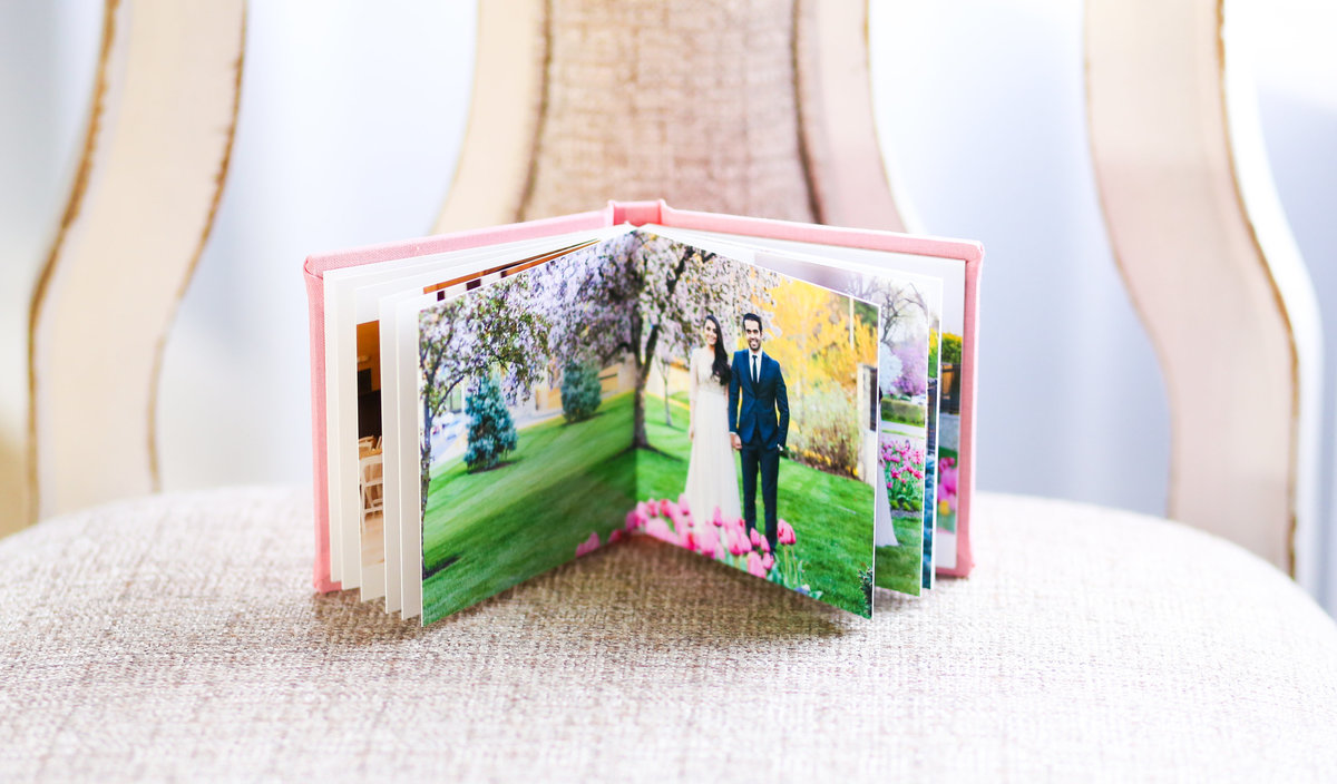 Mini Wedding Album Mariam Saifan Photography Wall Art - Kansas CIty Family Photographer Leawood Family Photos - Affordable Photographers Near Me