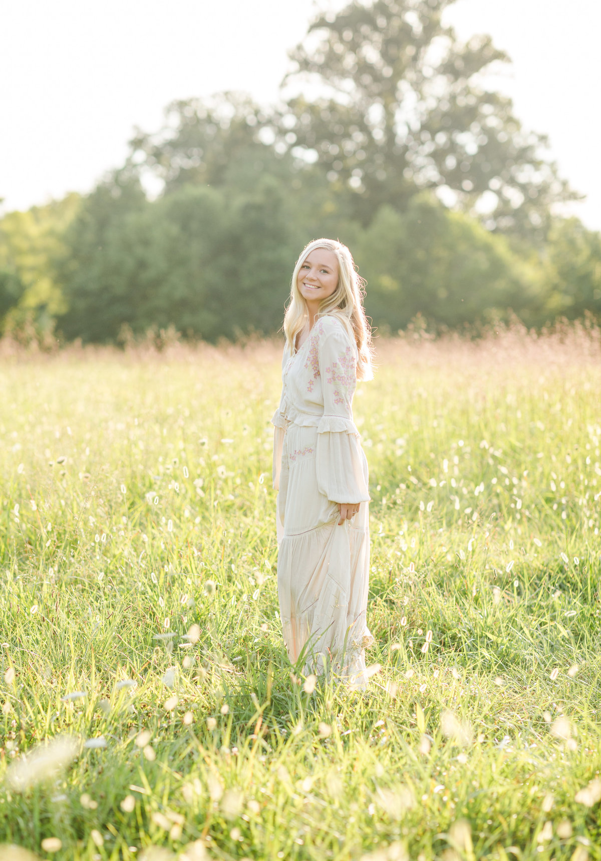 South Holston Dam Senior Session-2
