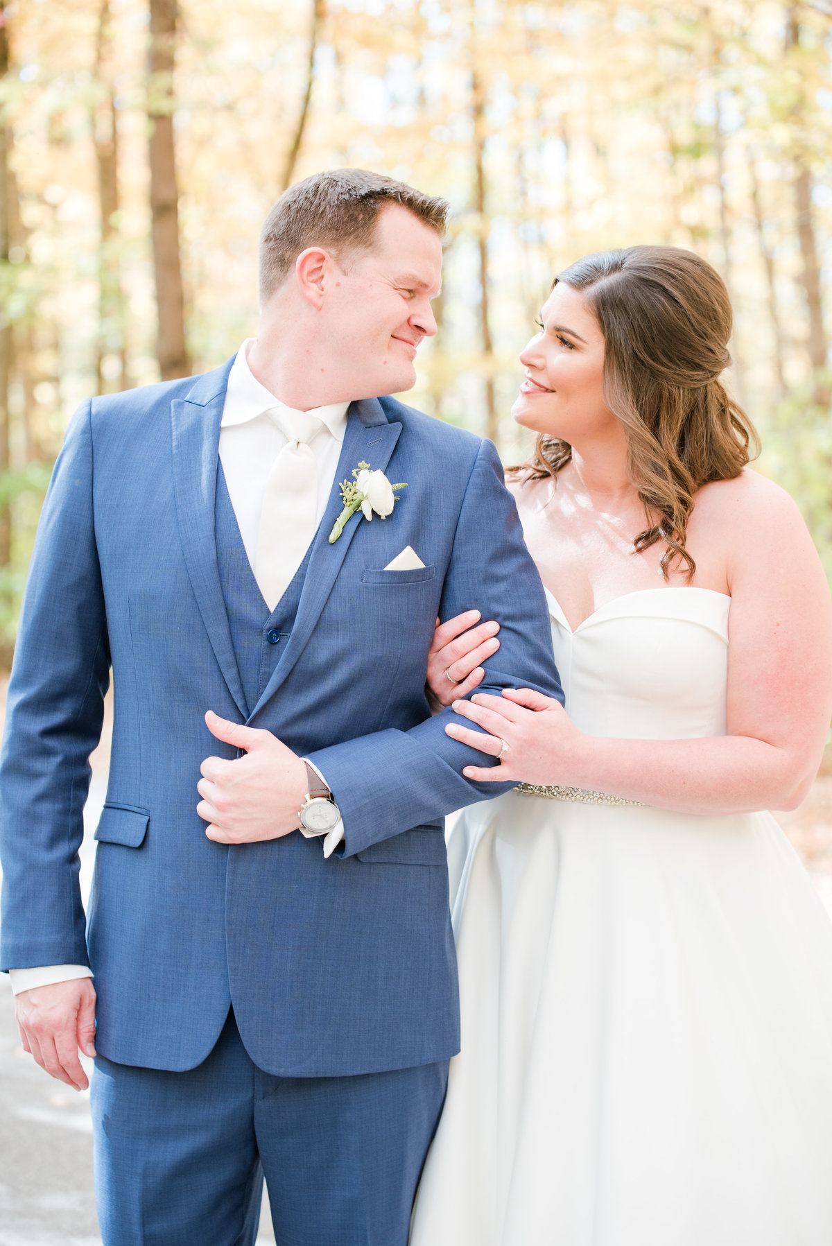 Newlywed Portraits Cait Potter Creative LLC Milltop Potters Bridge Noblesville Square Courthouse Wedding-14