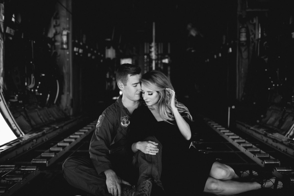 Themed Charlotte engagement Photos 16
