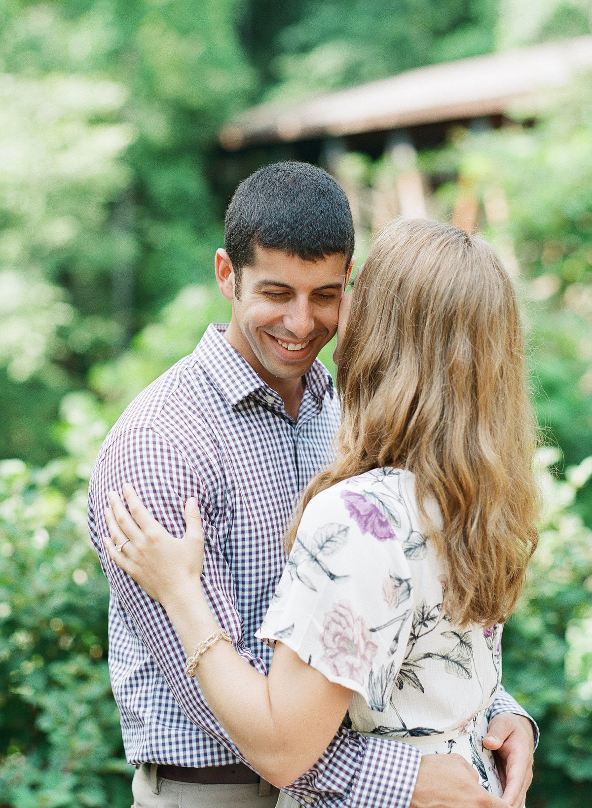 Roswell Mill Engagement-2001