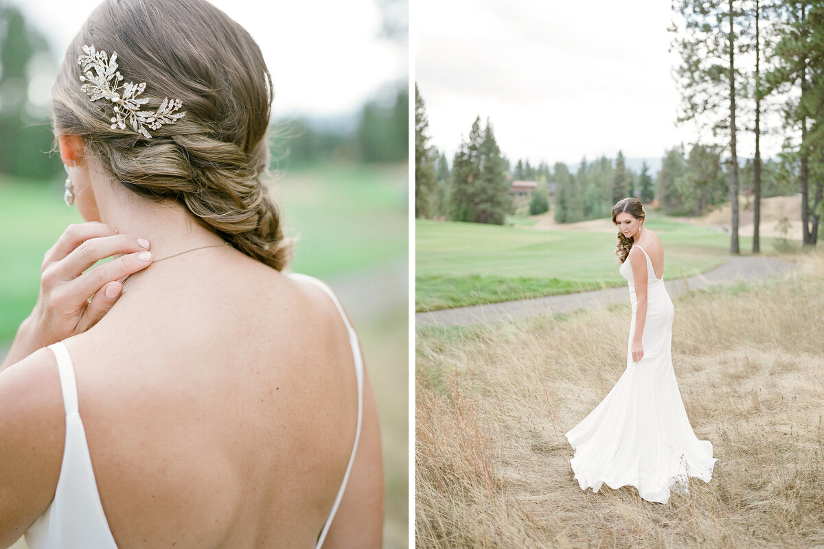Salish Lodge Wedding - Tetiana Photography - Seattle film wedding photographer - Fine Art - Micro wedding - Elopement - 1