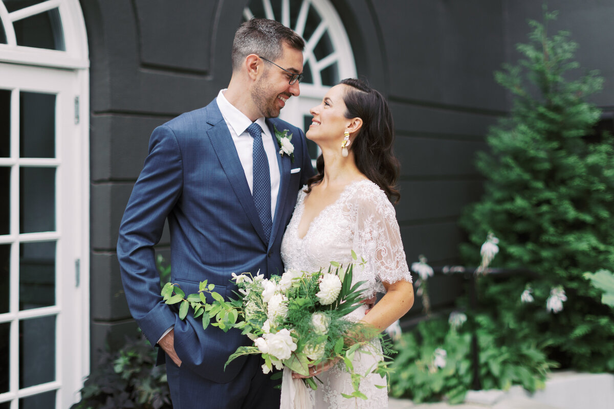 Fall wedding at the Darcy Hotel in Washington, D.C.
