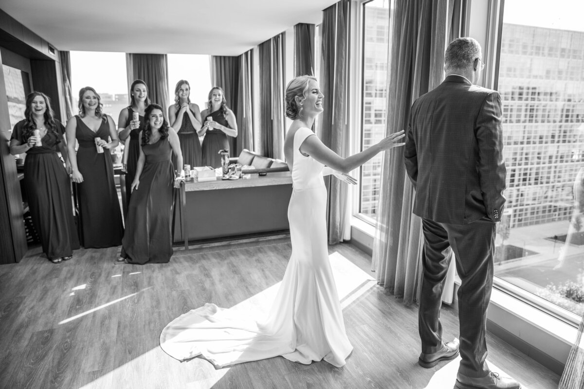 AC Hotel Downtown Madison Wedding