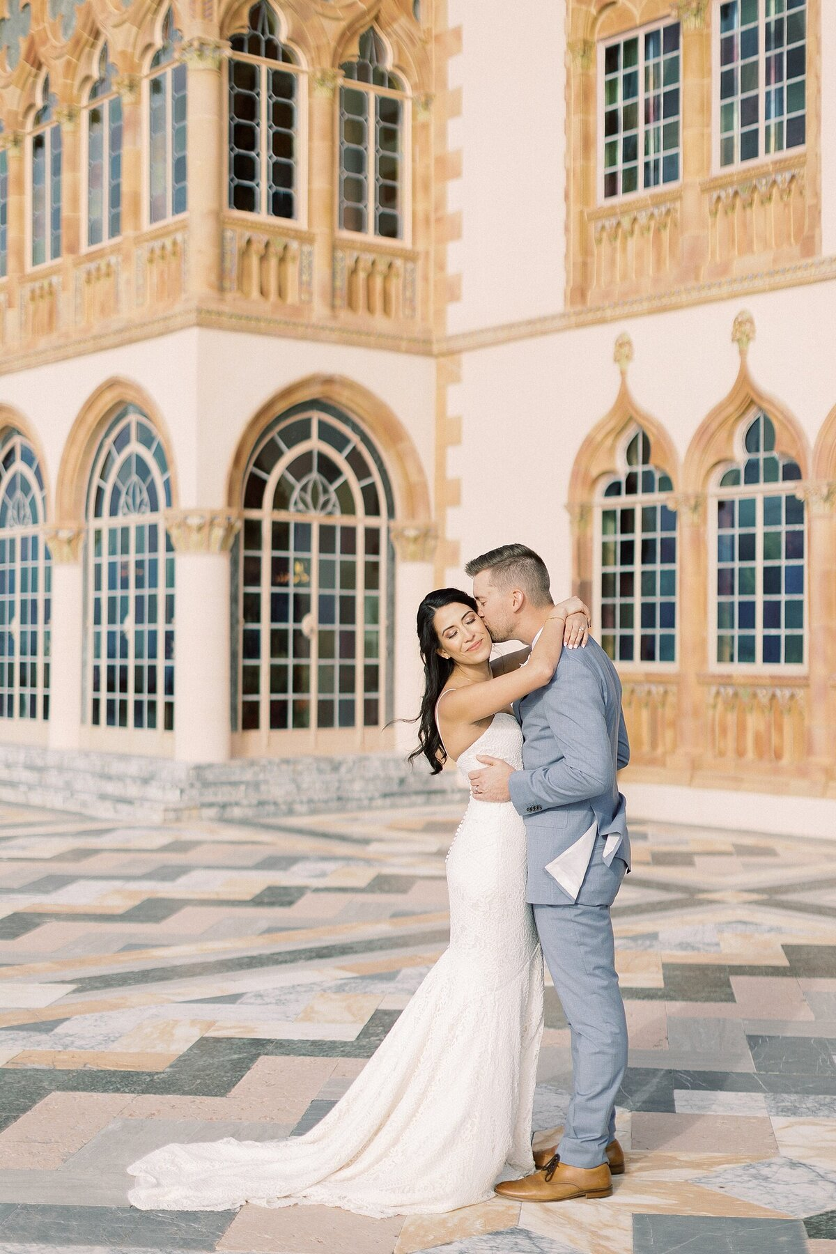 Williams-Siesta Key Florida Ringling Museum Wedding Casie Marie Photography-374