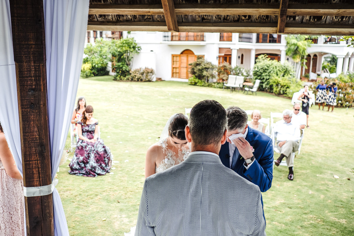 Cap Maison St Lucia Destination Wedding - 116