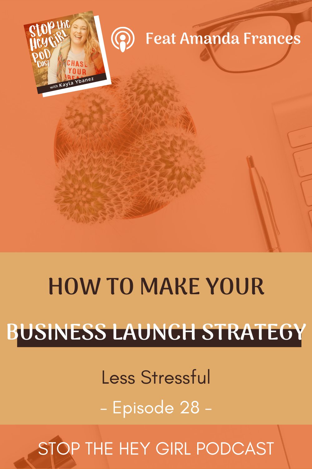 How to make your business launch strategy less stressful with Amanda Frances_Kayla Ybanez9