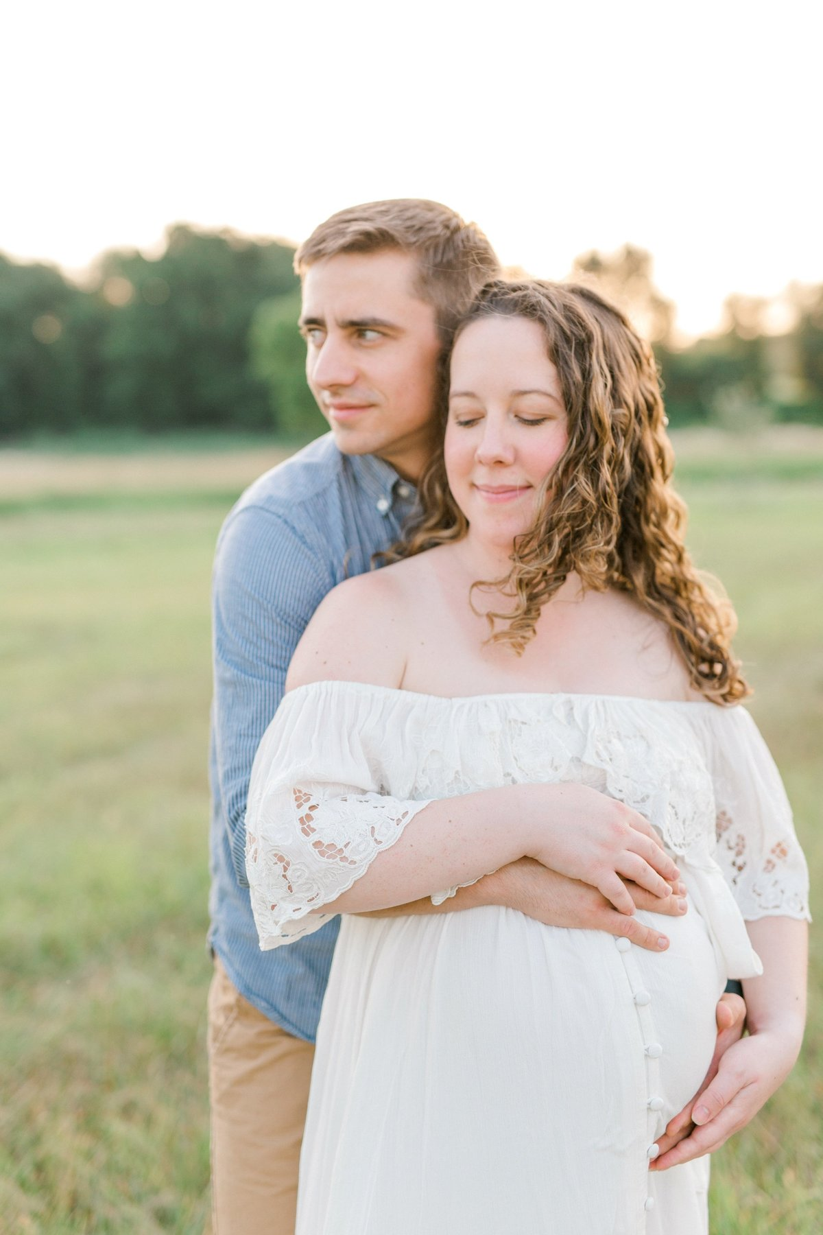 ETHEREAL SUMMER MATERNITY SESSION | MECHANICSBURG MATERNITY PHOTOGRAPHER_1007