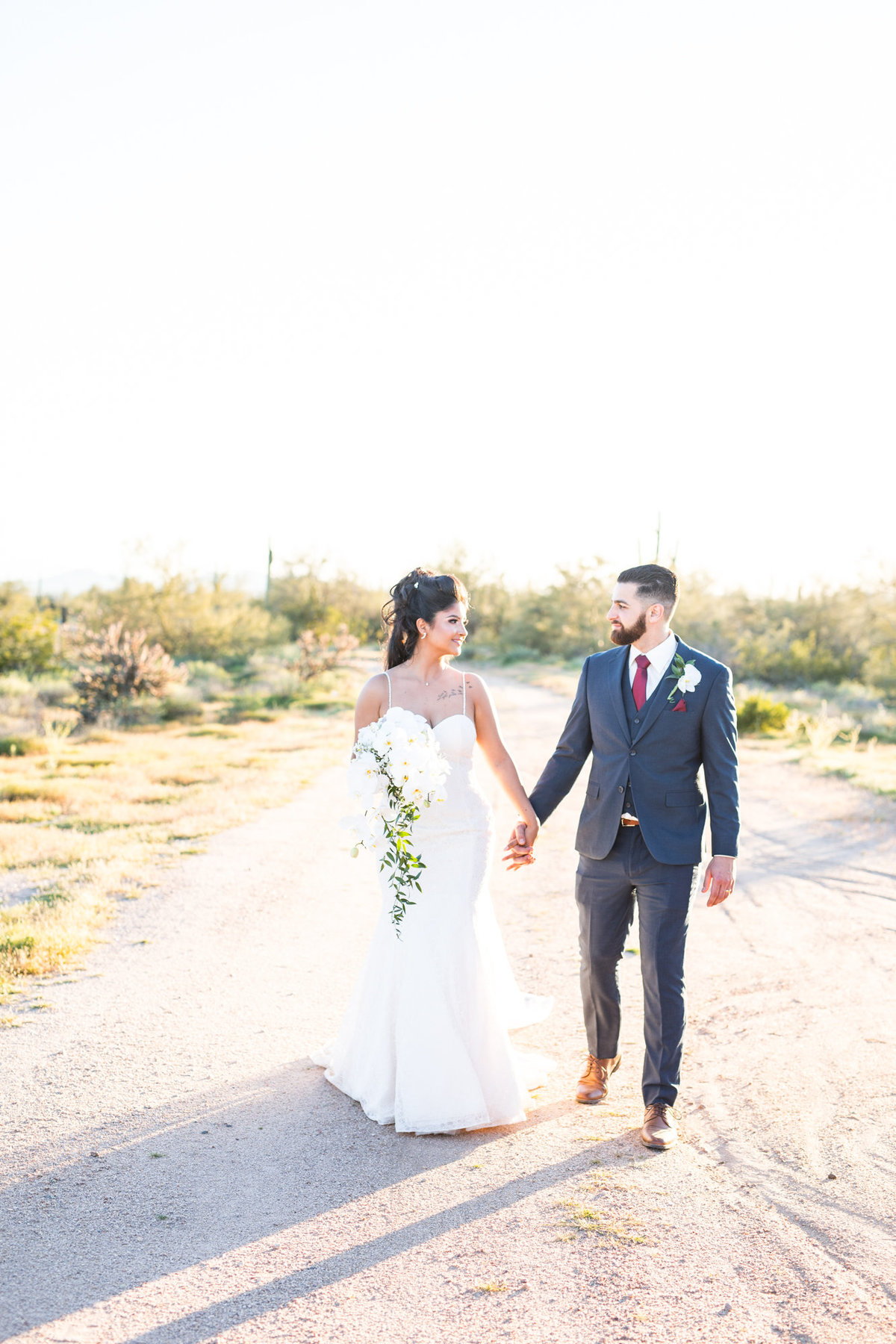 Desert Foothills Scottsdale Wedding Brooke & Doug Photography 50