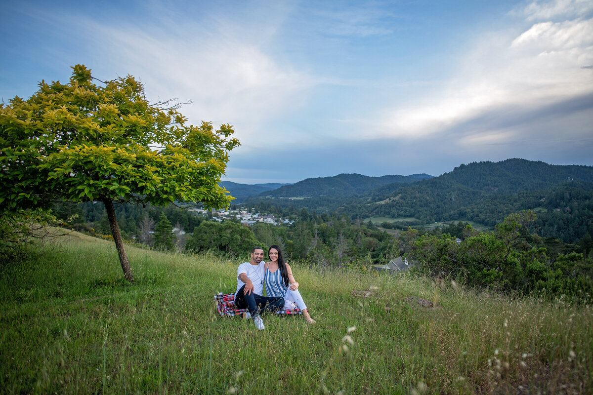 -Humboldt-County-Engagement-Photographer-Redway-Photographer-Parky's Pics-sunset-river-engagement-8