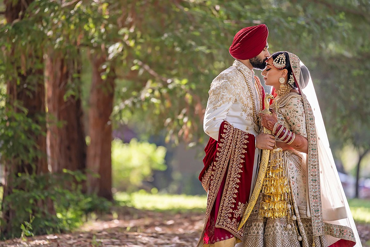 el sobrante sikh wedding