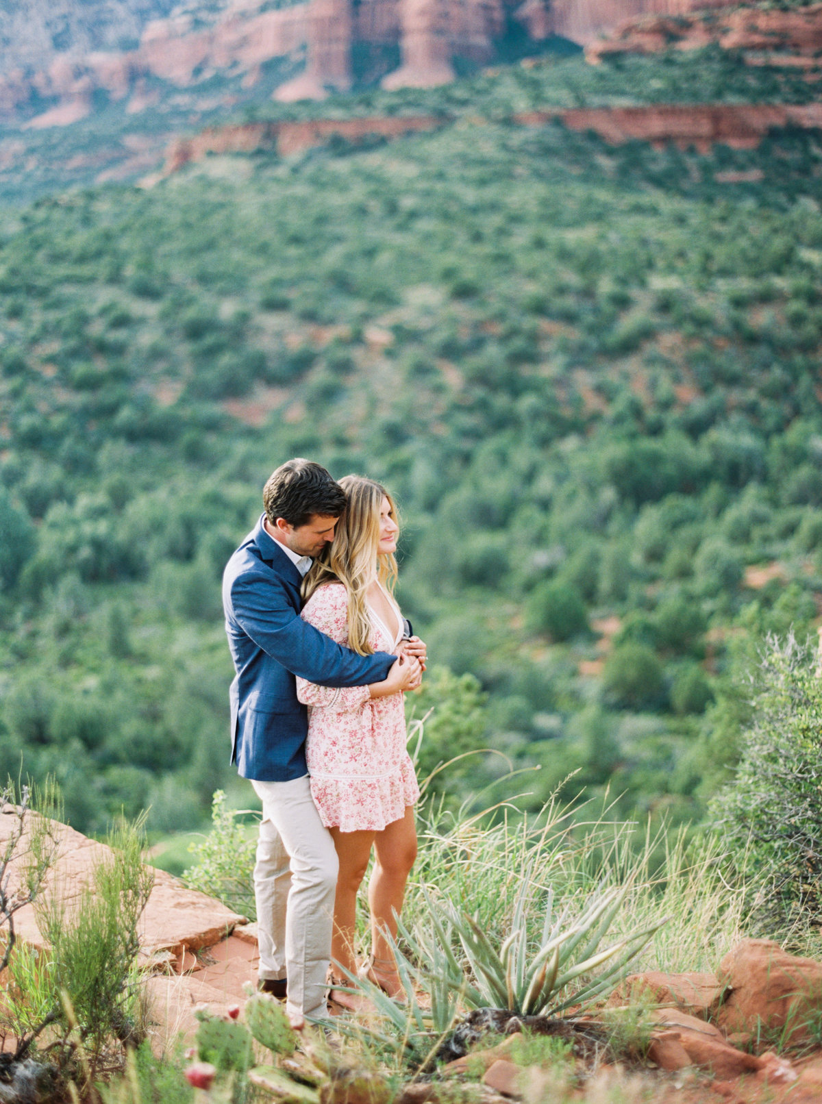 Sedona Arizona Engagement Session - Mary Claire Photography-11