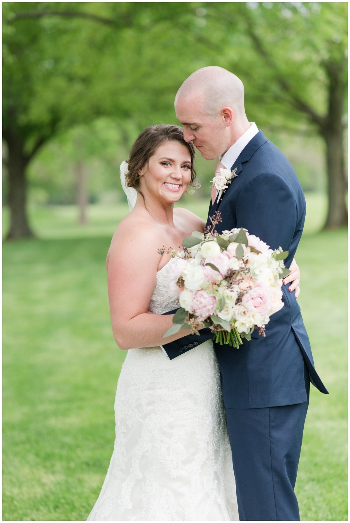 columbus ohio wedding photos brookside golf and country club outdoor wedding_0049