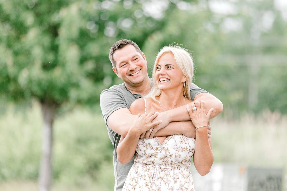 Engagement Photography in Keene by k. Lenox Photography