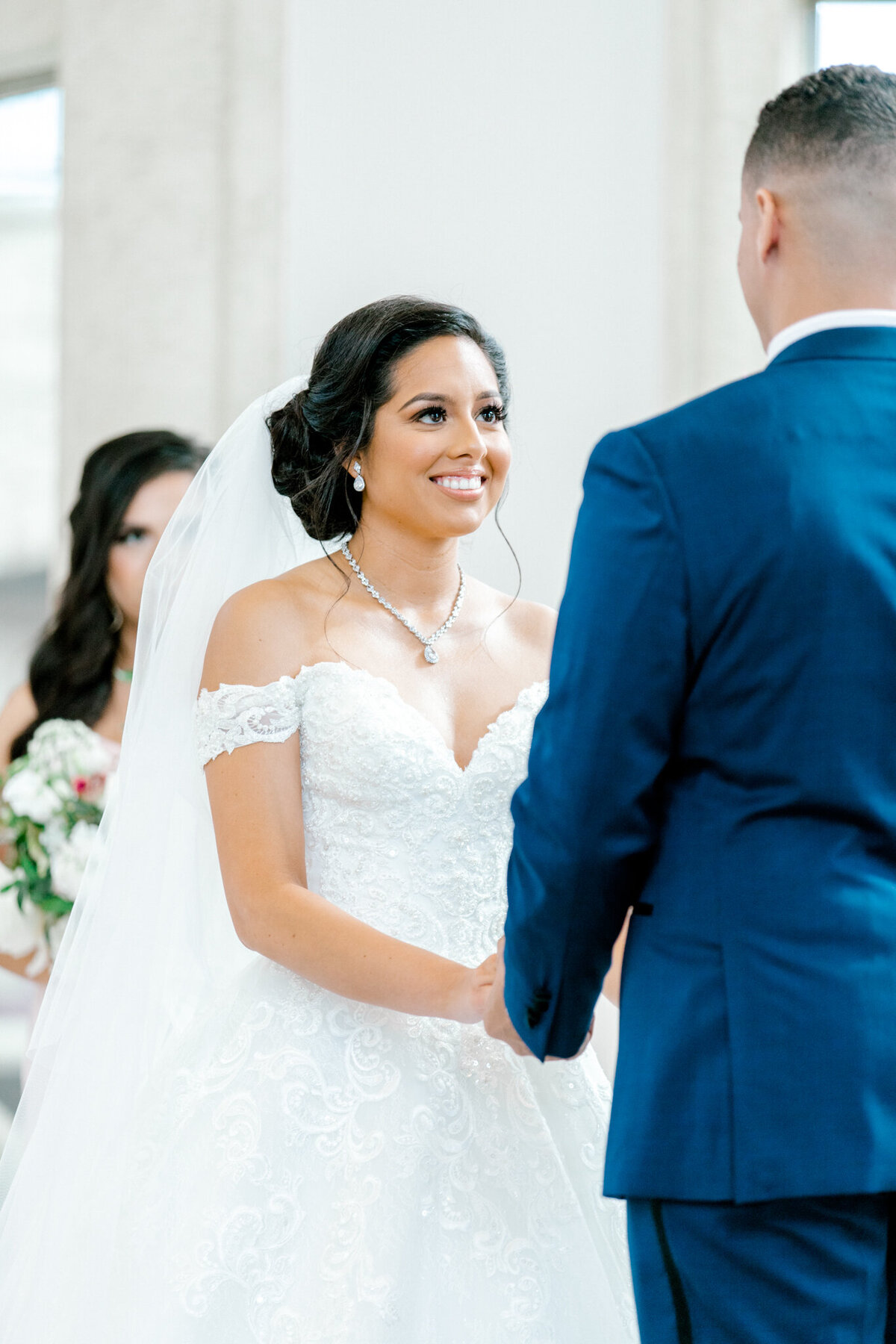 Jasmine & Josh Wedding at Knotting Hill Place | Dallas DFW Wedding Photographer | Sami Kathryn Photography-79