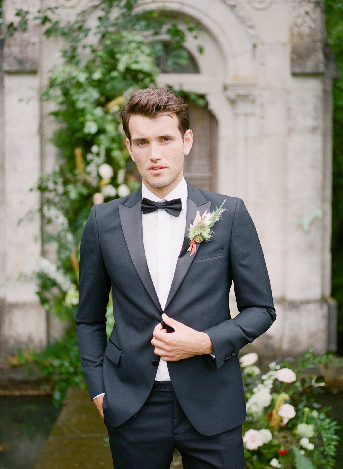 Destination Wedding Photographer - Ireland Editorial - Cliff at Lyons Kildare Ireland - Sarah Sunstrom Photography - 15