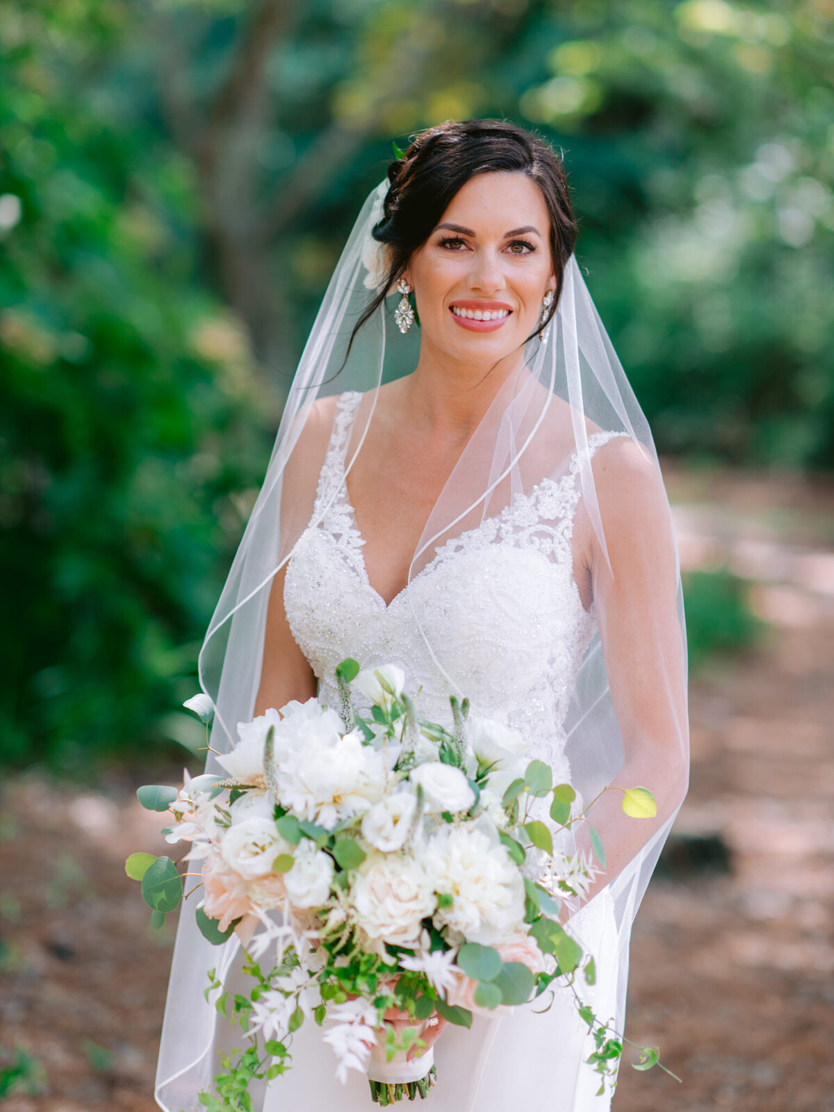 Brookgreen Gardens Wedding Pictures by Top Pawleys Island Wedding Photographer-10