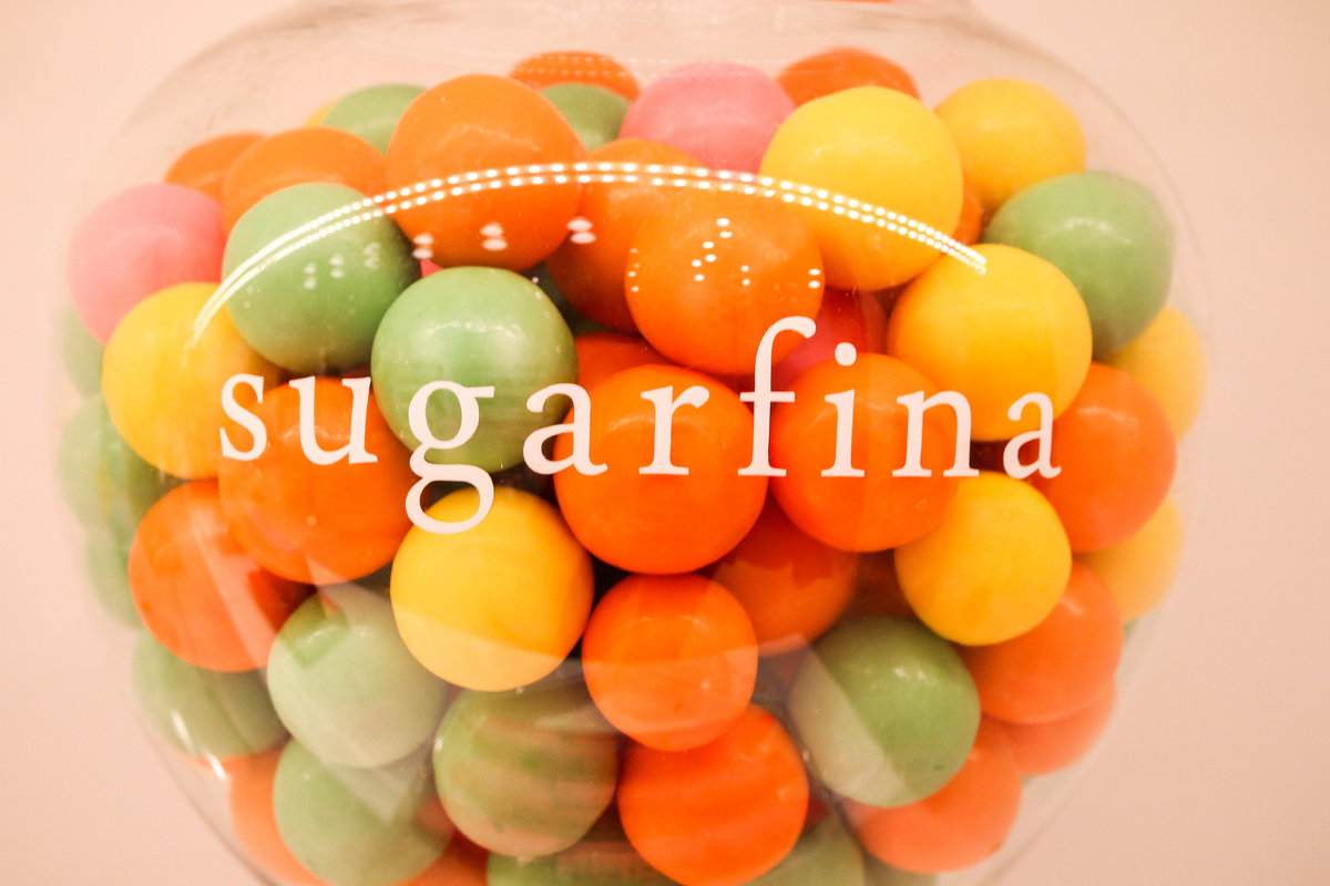 Branding photography for Sugarfina candy