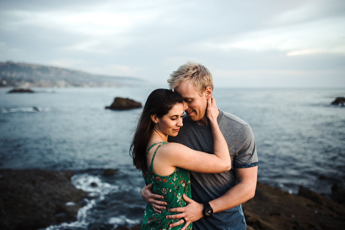 Laguna Beach Engagement Session - 064