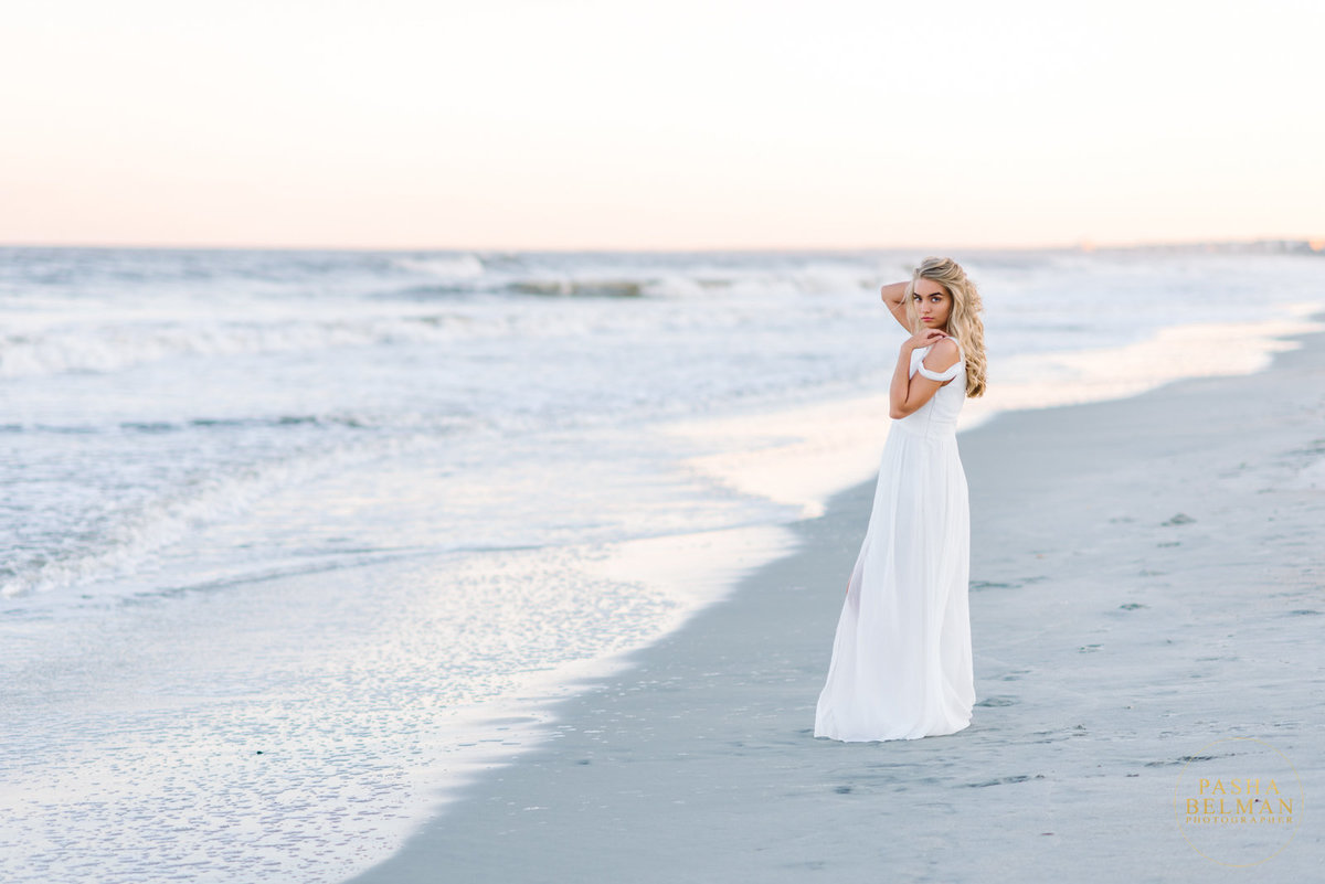 High School Senior Photography - Senior Portraits in Myrtle Beach