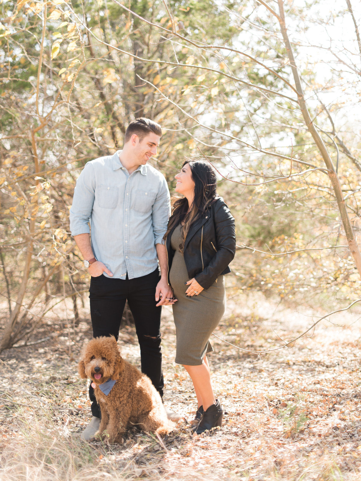 Courtney Hanson Photography - Trendy Dallas Maternity Session-2423