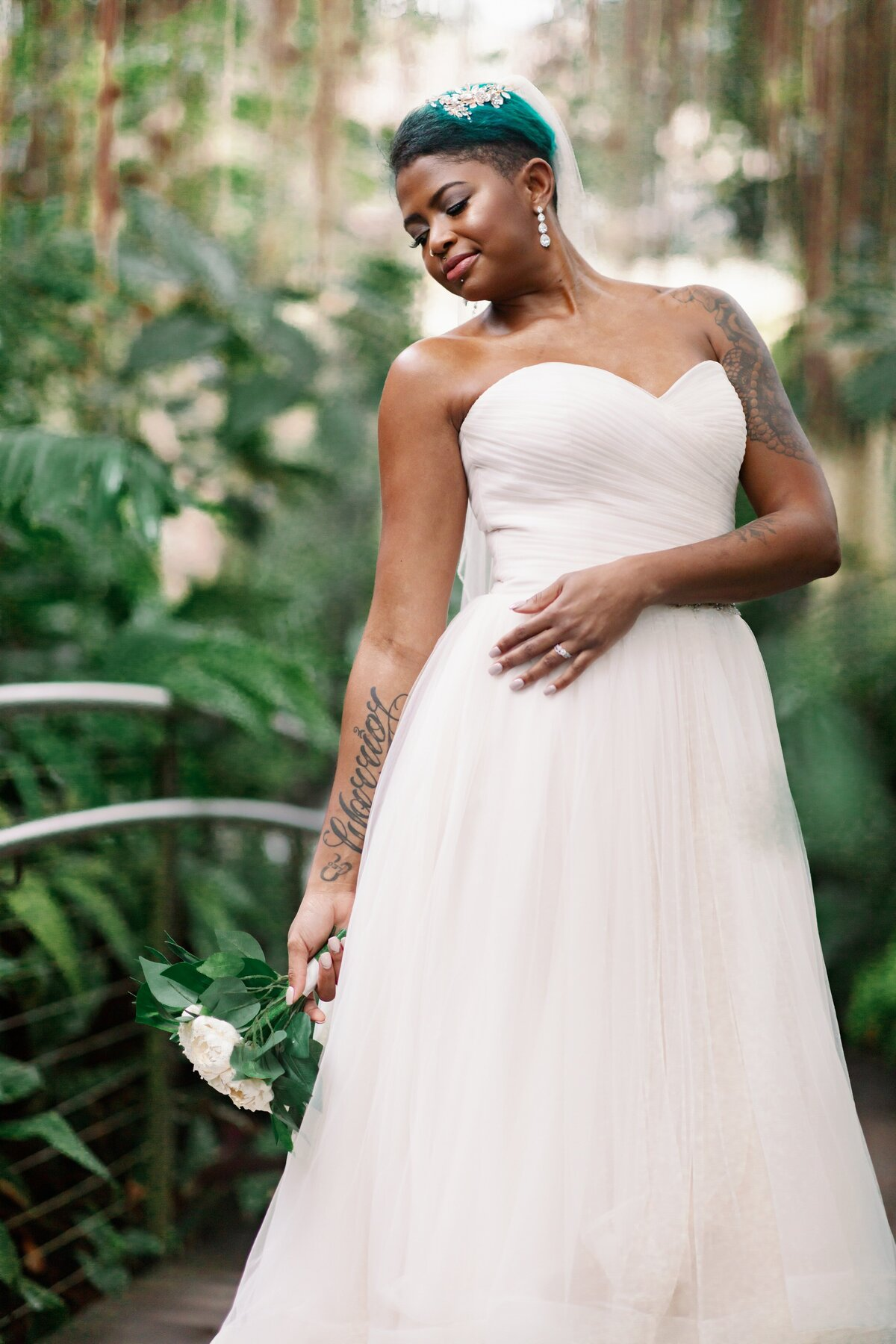 Atlanta + Savannah + Wedding + Engagement + Atlanta Botanical Garden-2306