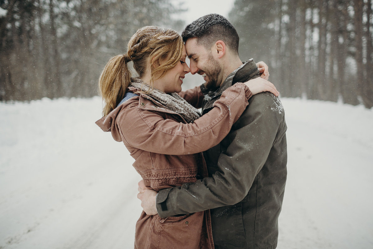 ottawa winter engagement