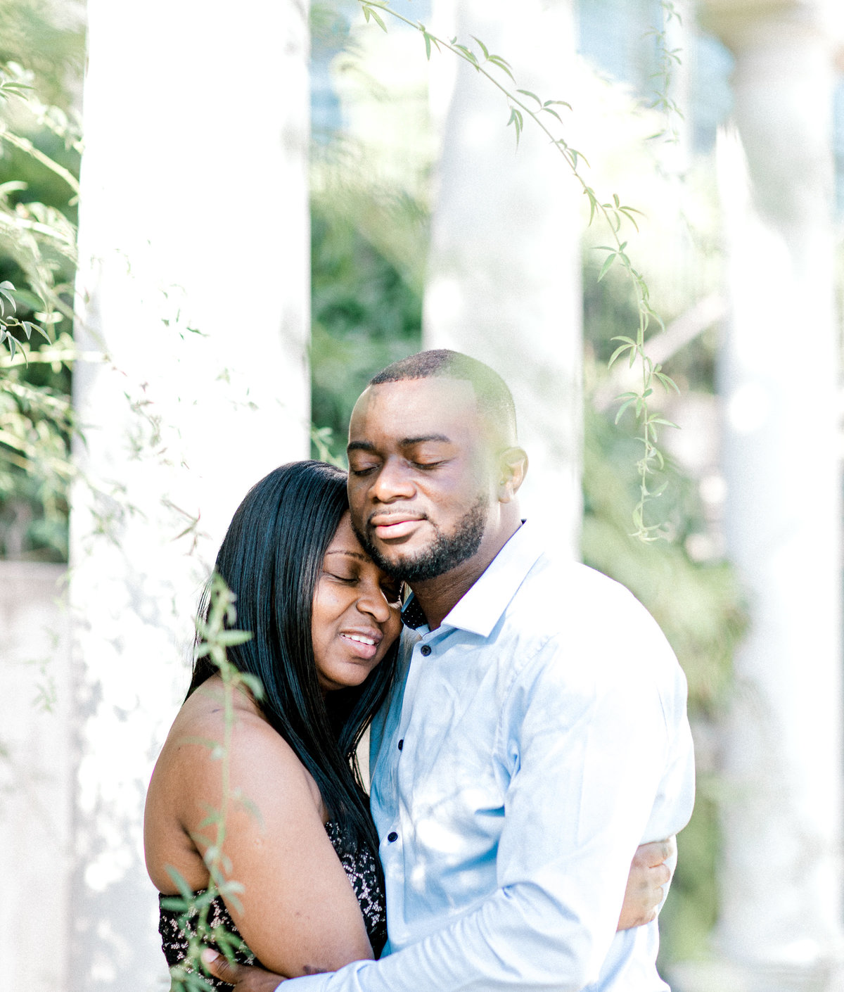 atlanta photographer engagement session millenium gate museum-7
