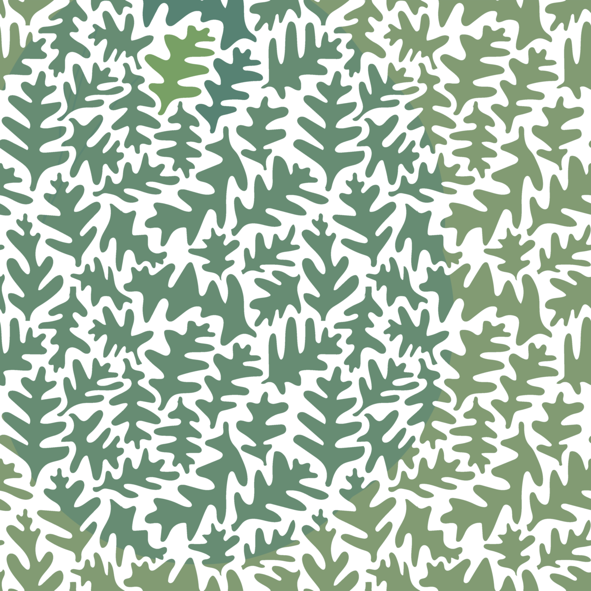 Green-Leaves