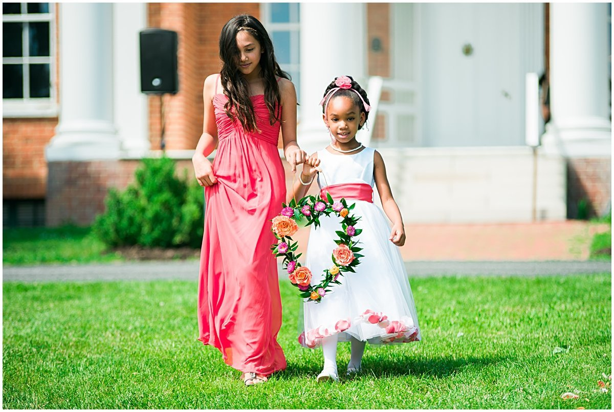 virginia wedding planner long branch manor