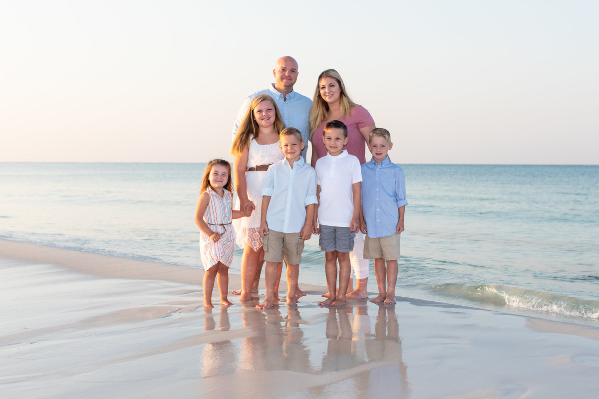 gwyne gray watercolor photographer, family portrait photographer, 30a photographer