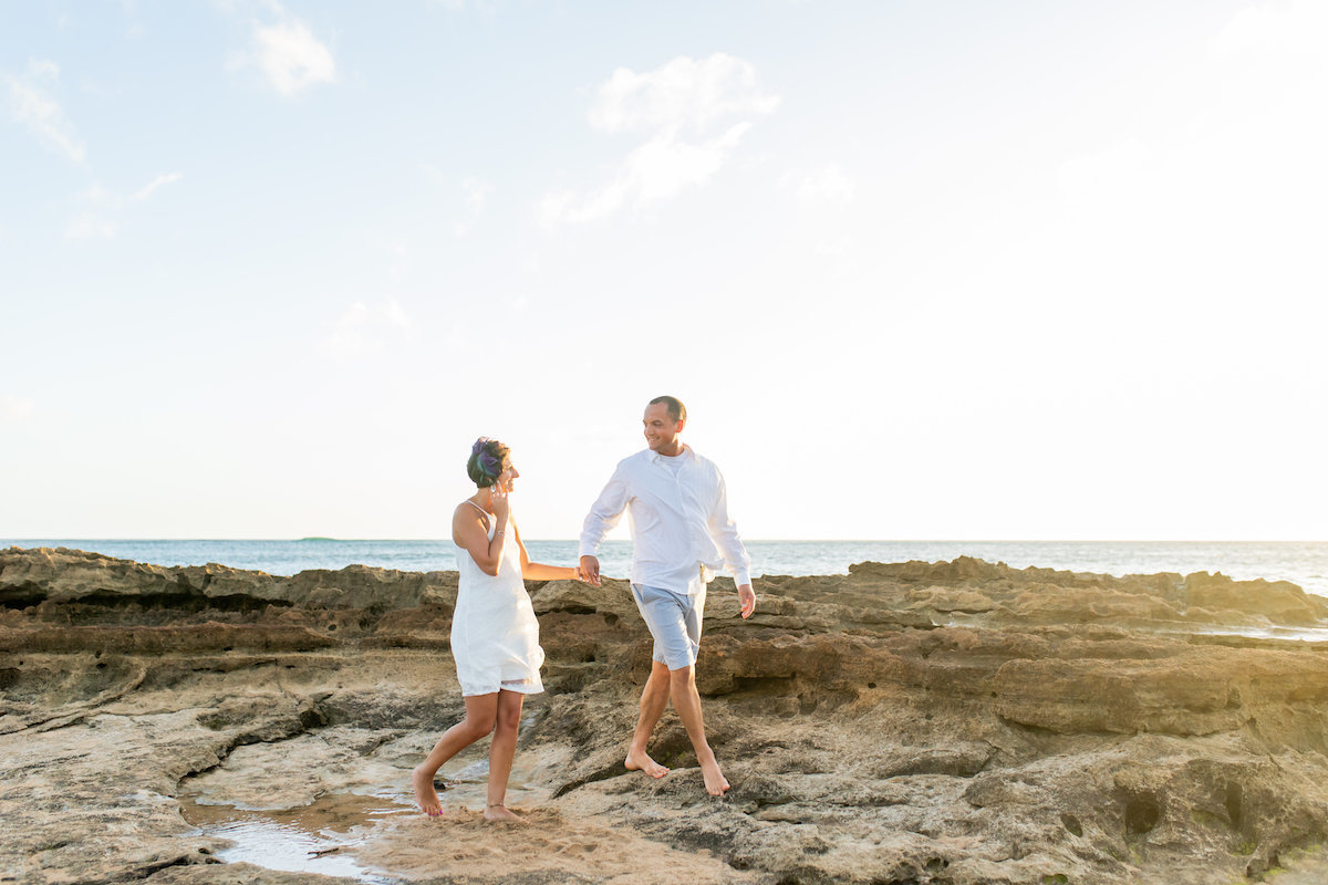 Kauai Couples Portraits
