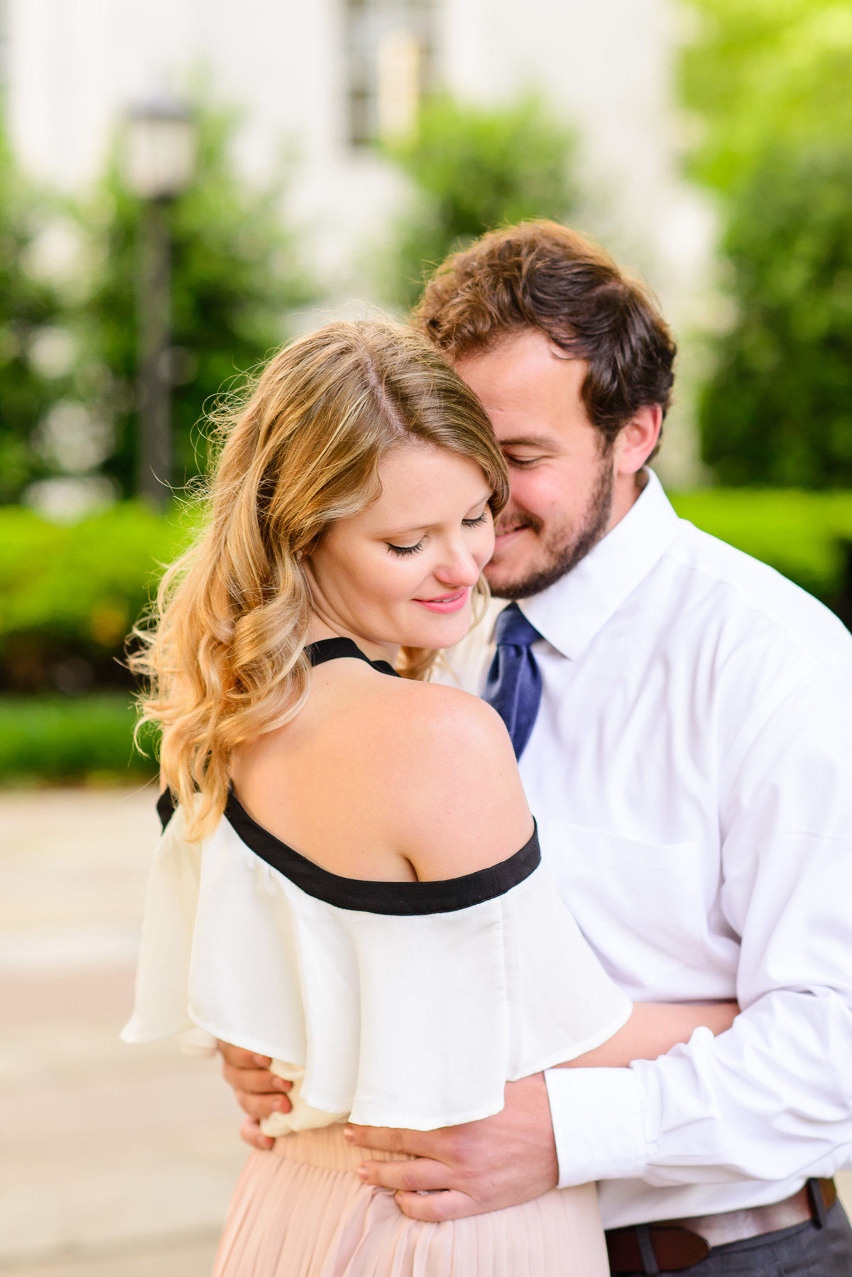DC Sunrise Engagement Session-DAR Constitution Hall (24)