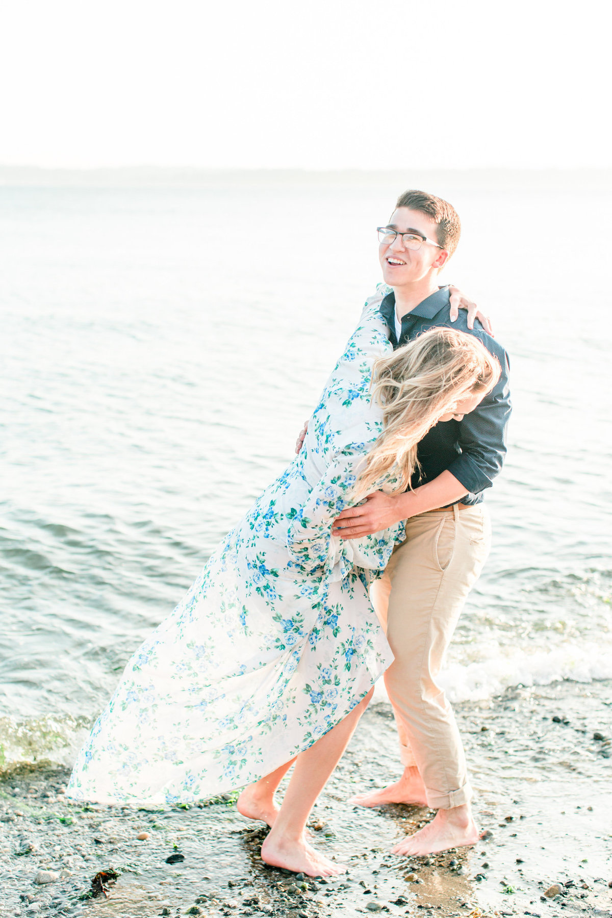Seattle Discovery Park Engagement Session Tia LaRue Photography_0035