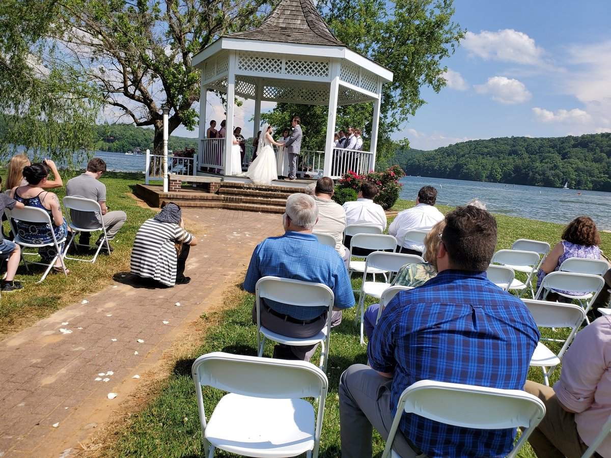 claytor lake ceremony