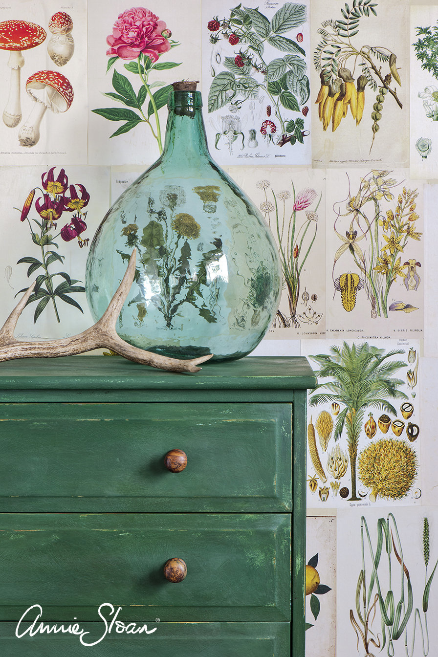 Amsterdam-Green-botanical-chest-of-drawers-image-3