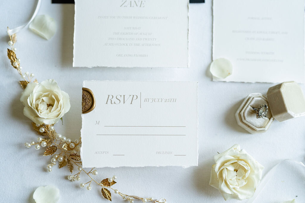 Wedding Invitations and Stationery in Leesburg, Virginia