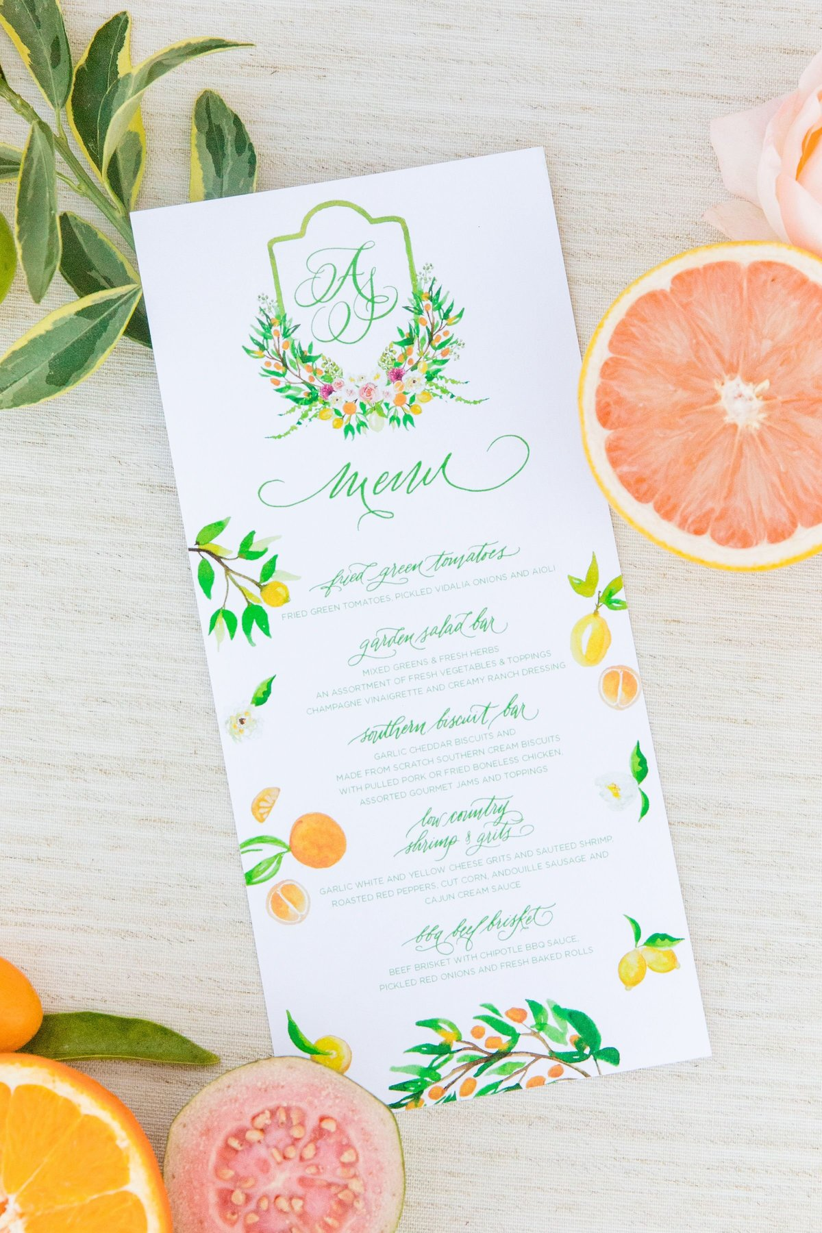 Tybee Island Wedding Planner Tara Skinner Occasions Magazine Citrus Editorial (21)