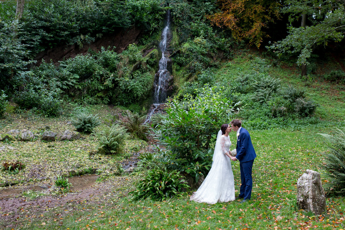 hestercombe gardens wedding photo natural by cascade