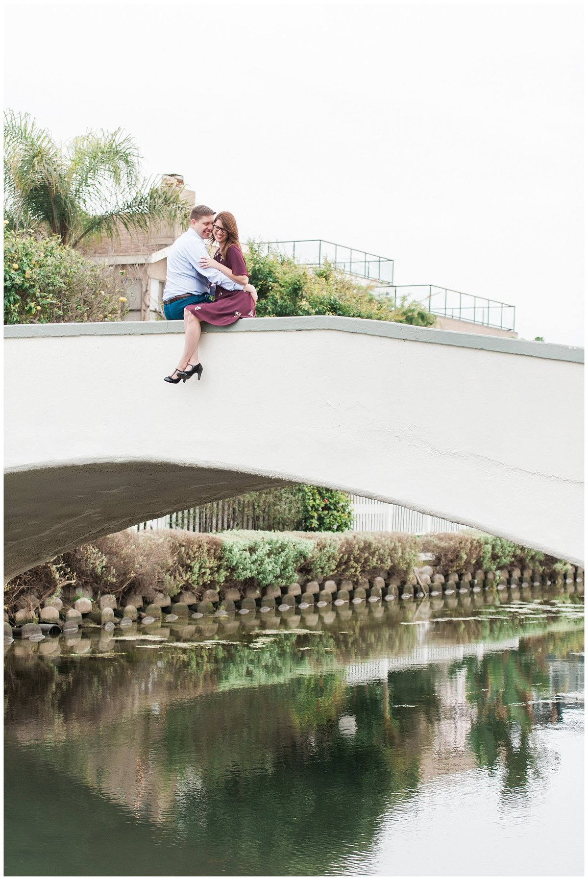 san diego engagement venice beach canals photos003